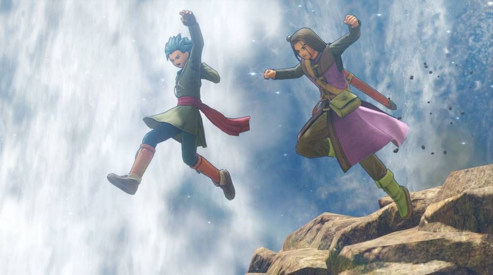 Dragon Quest Xi S Echoes Of An Elusive Age Definitive Edition Nintendo Switch Hacpalc7b Best Buy Dragon Quest Dragon Quest Xi Dragon Quest 11