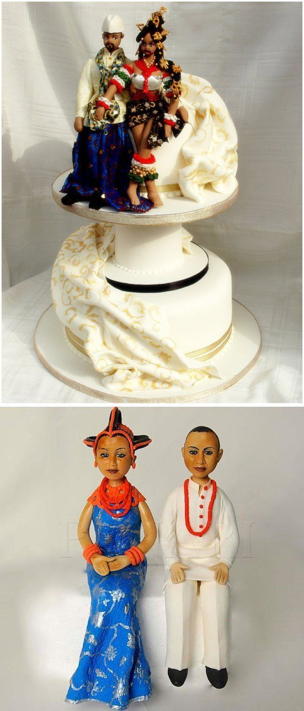 Traditional African Wedding Cakes.. | African wedding cakes ...
