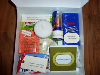 notfallbox basteln geschenke pinterest box notfall und geschenke. Black Bedroom Furniture Sets. Home Design Ideas