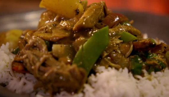 Jamie Oliver Massaman Curry Recipe With Turkey And Butternut