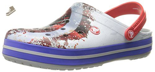 12c8a2d64d07 crocs Unisex Crocband Avengers Clog