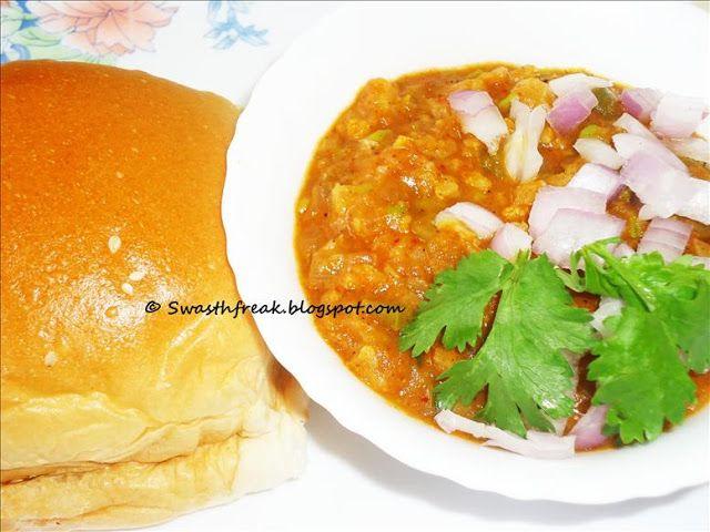 Sanjeev kapoors bombay pav bhaji indian street food pinterest sanjeev kapoors bombay pav bhaji forumfinder Gallery