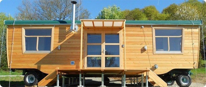 Konferenzwagen Haus Baumhaushotel Kleines Hauschen