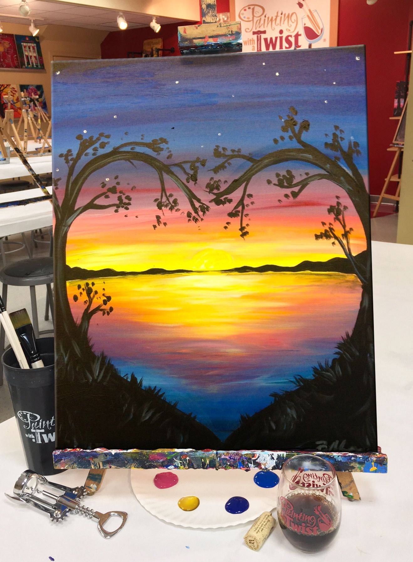 Pin By Painting With A Twist On Pwat Paintings In 2019