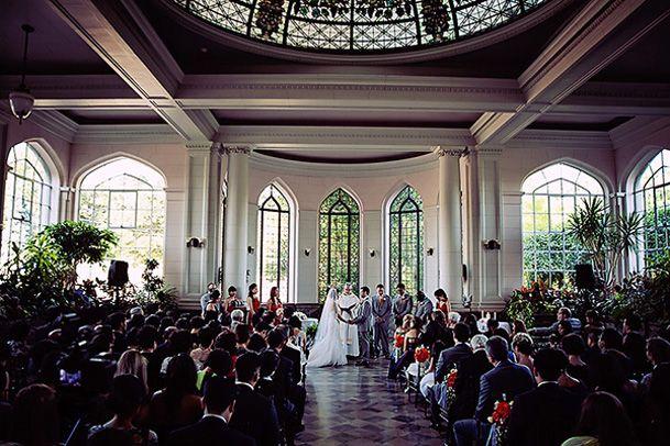 Casa Loma Wedding In Toronto On
