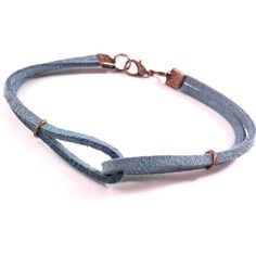 Faire un bracelet en cuir pour homme