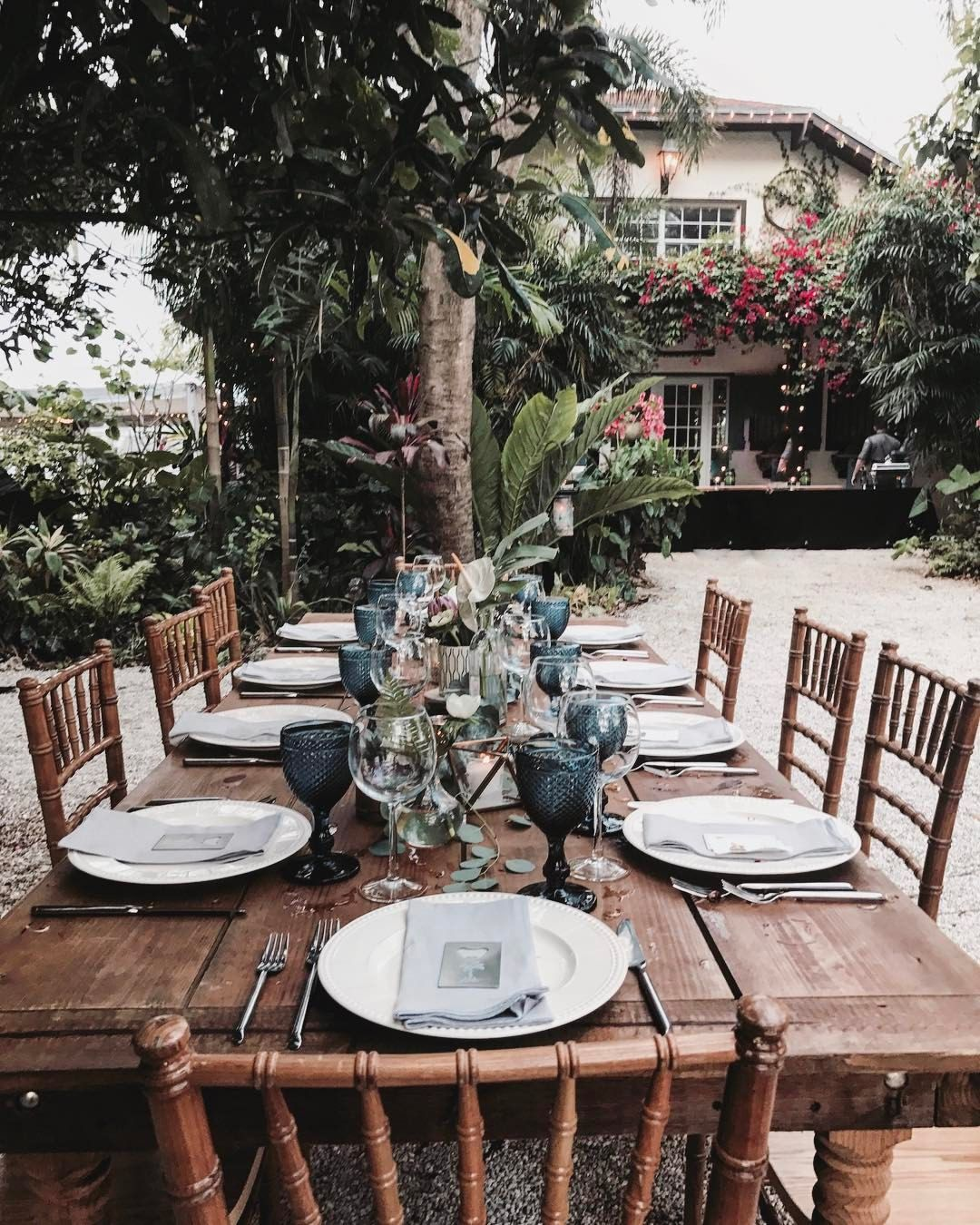 Tropical Wedding at The Walton House South Florida Wedding The