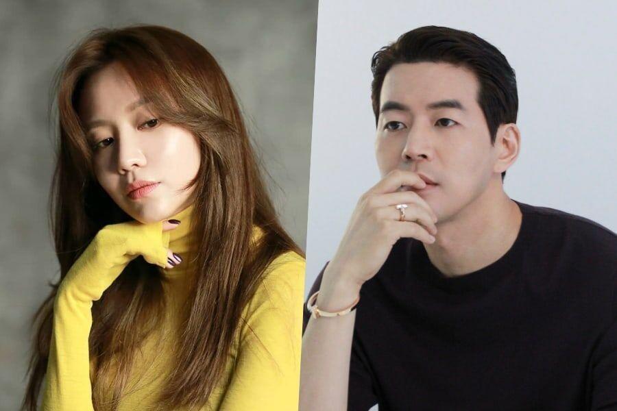 Kim Ah Joong And Lee Sang Yoon In Talks To Star In New SBS Drama