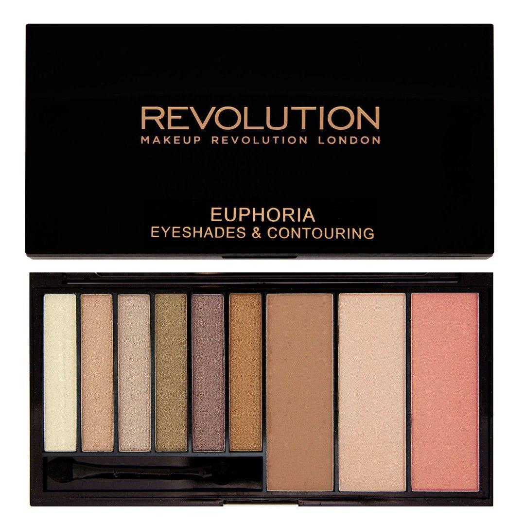 Euphoria Palette Bronzed Euphoria Palettes PALETTES