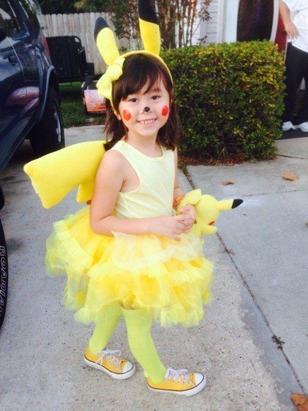 Resultado de imagen para cosplay pikachu niña