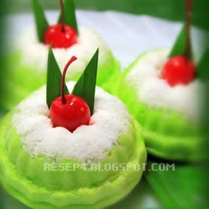 Resep Kue Putu Ayu Resep Kue Resep Makanan Indonesia