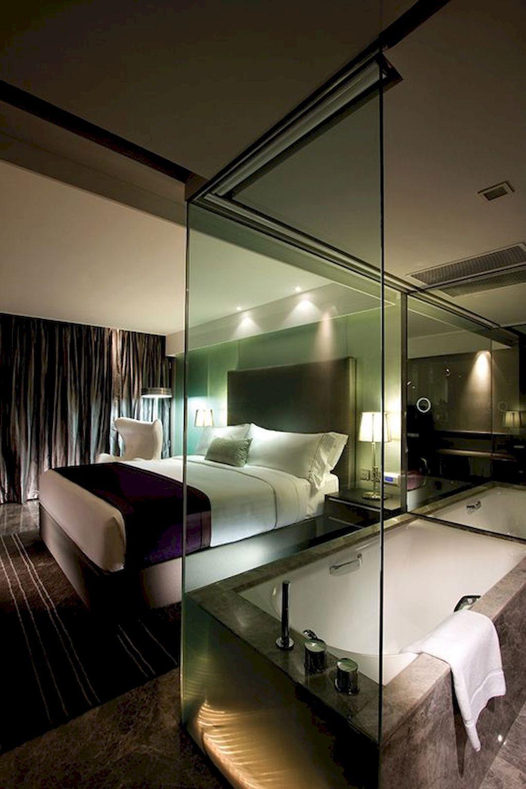 Romantic Hotel Room Ideas: 60 Romantic Master Bedroom Decor Ideas