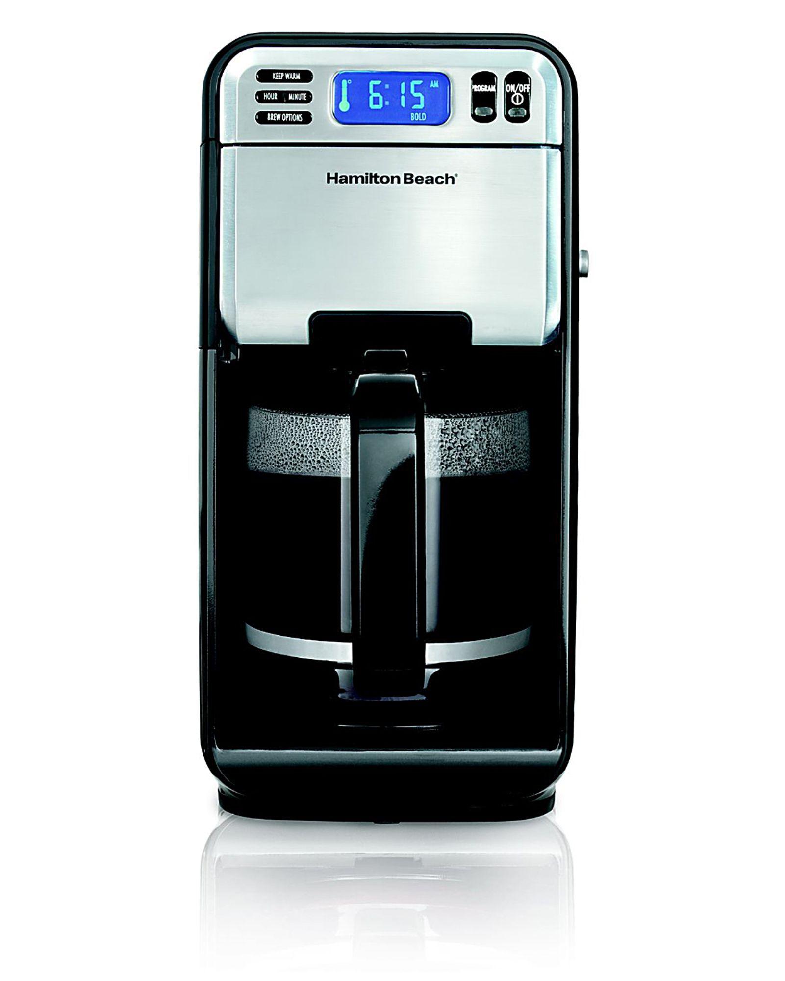 Hamilton Beach Brands Inc. 12Cup Programmable Coffeemaker