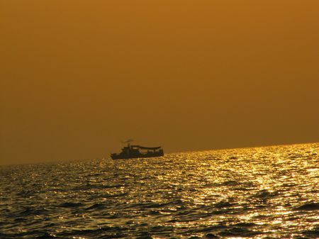 The Mediterranean Sea Photo by Shalva Mamistvalov -- National Geographic Your Shot