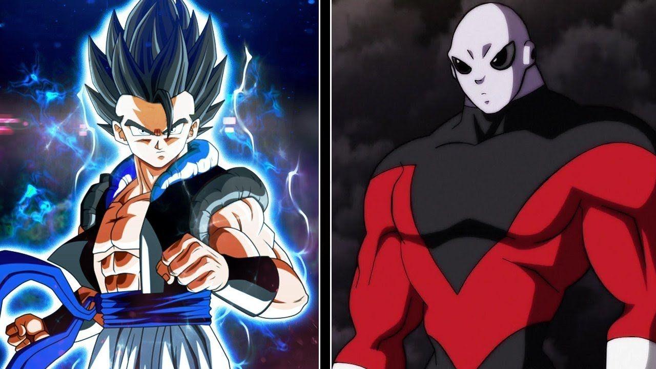 Ultra Instinct Gogeta Vs Jiren Could It Happen Dragon Ball Super Dragon Ball Super Dragon Ball Anime