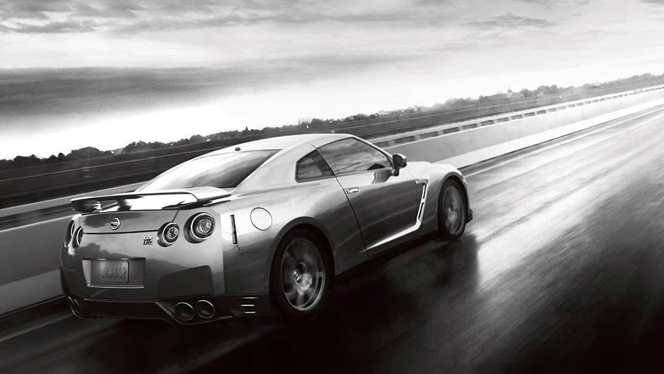 Nissan GTR Colors & Photos GTR Sports Car Gallery