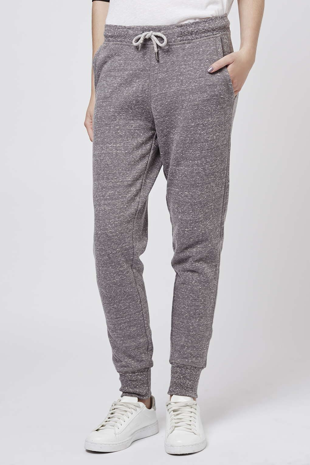 Flecked Skinny Fit Joggers - Topshop