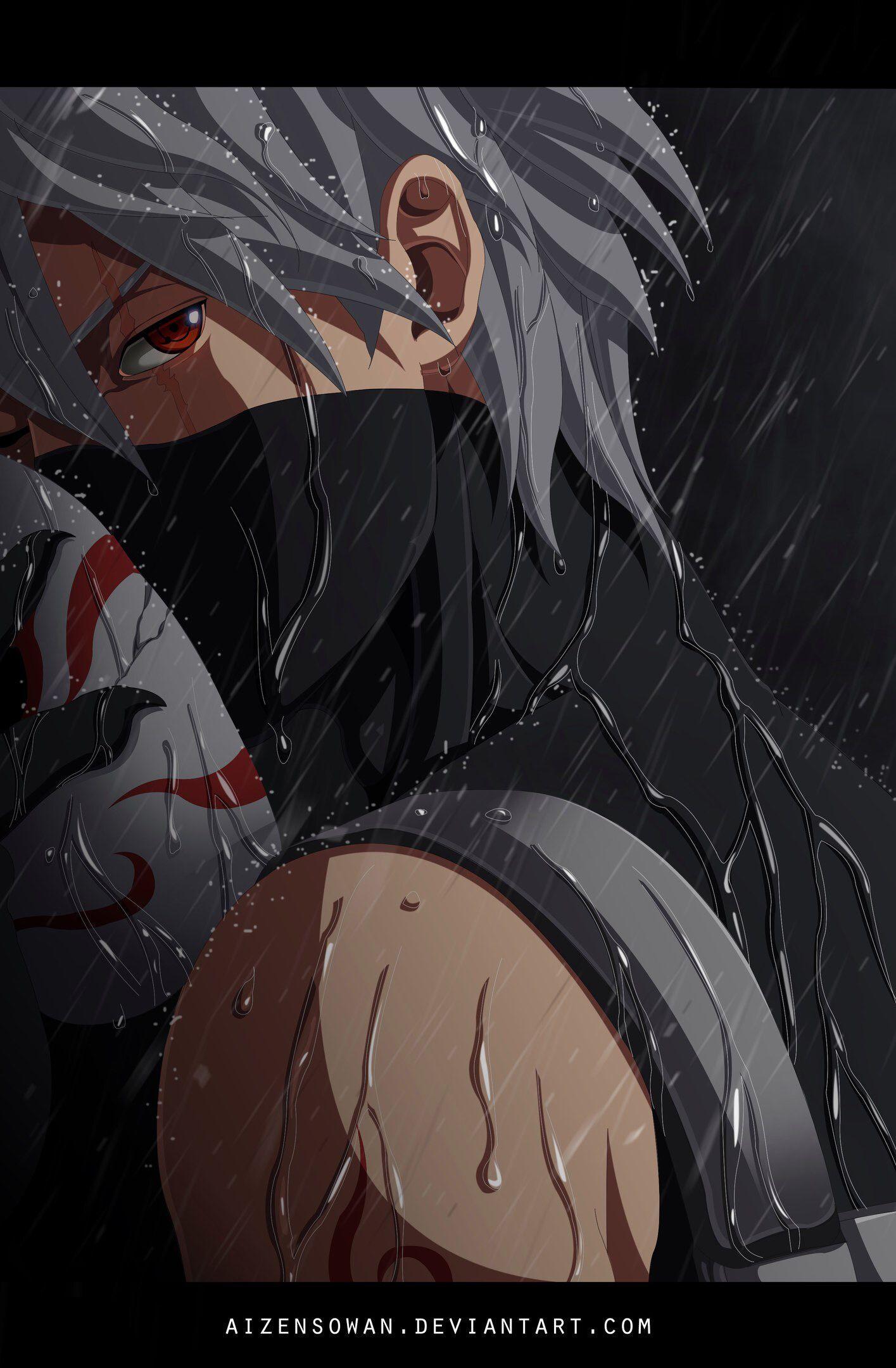 No One Knows What S In His Heart Naruto Shippuden Sasuke
