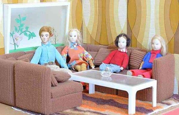 Puppenhauser 70er Miniatures Pinterest Dolls House And Miniatures