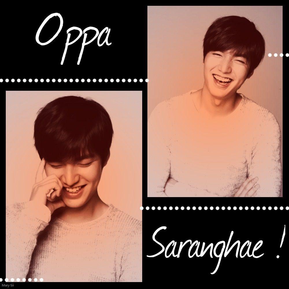 <3 Lee Min Ho