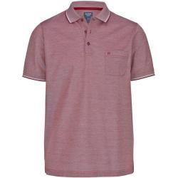 Olymp Casual Polo-shirt, modern fit, Dunkelrot, L Olymp #stylishmen