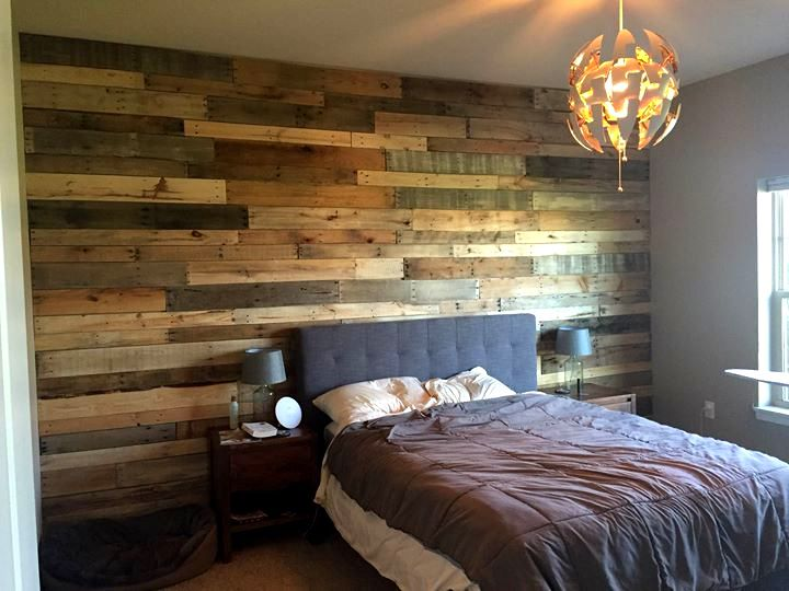 Diy 20 Upcycled Wood Pallet Ideas Wall Paneling Diy Pallet