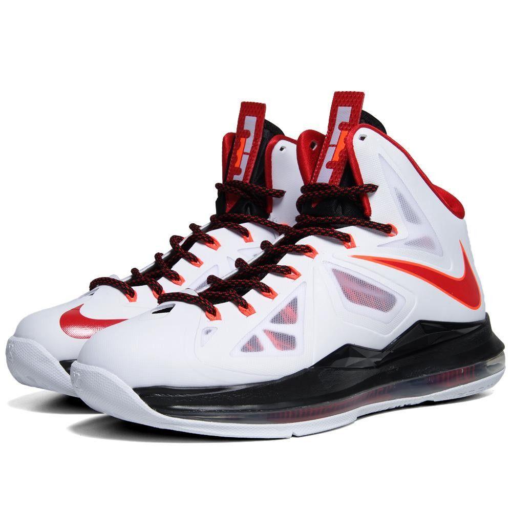 Nike LeBron X (Home)