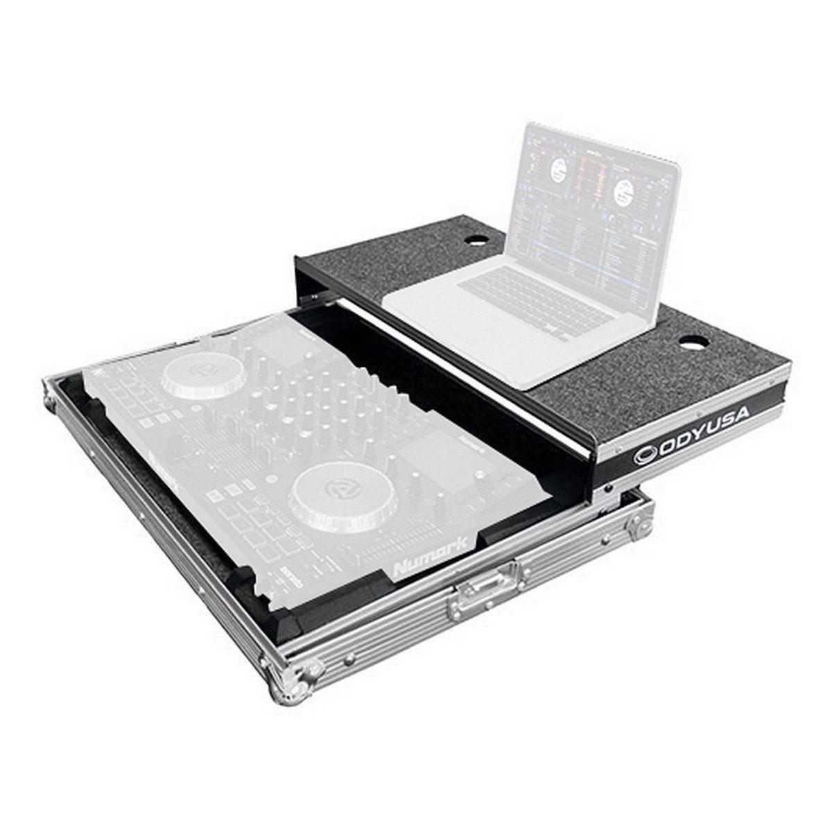 Odyssey Cases FZGSNV | Flight Zone Numark NV Serato DJ Controller Glide Style Case : $299
