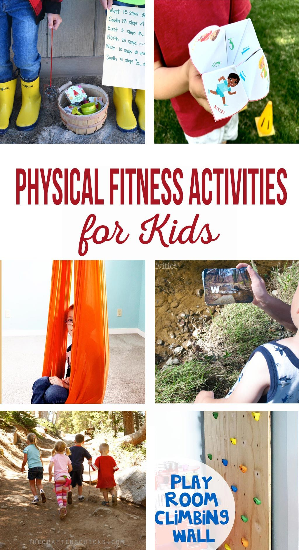 Physical Fitness Activities For Kids