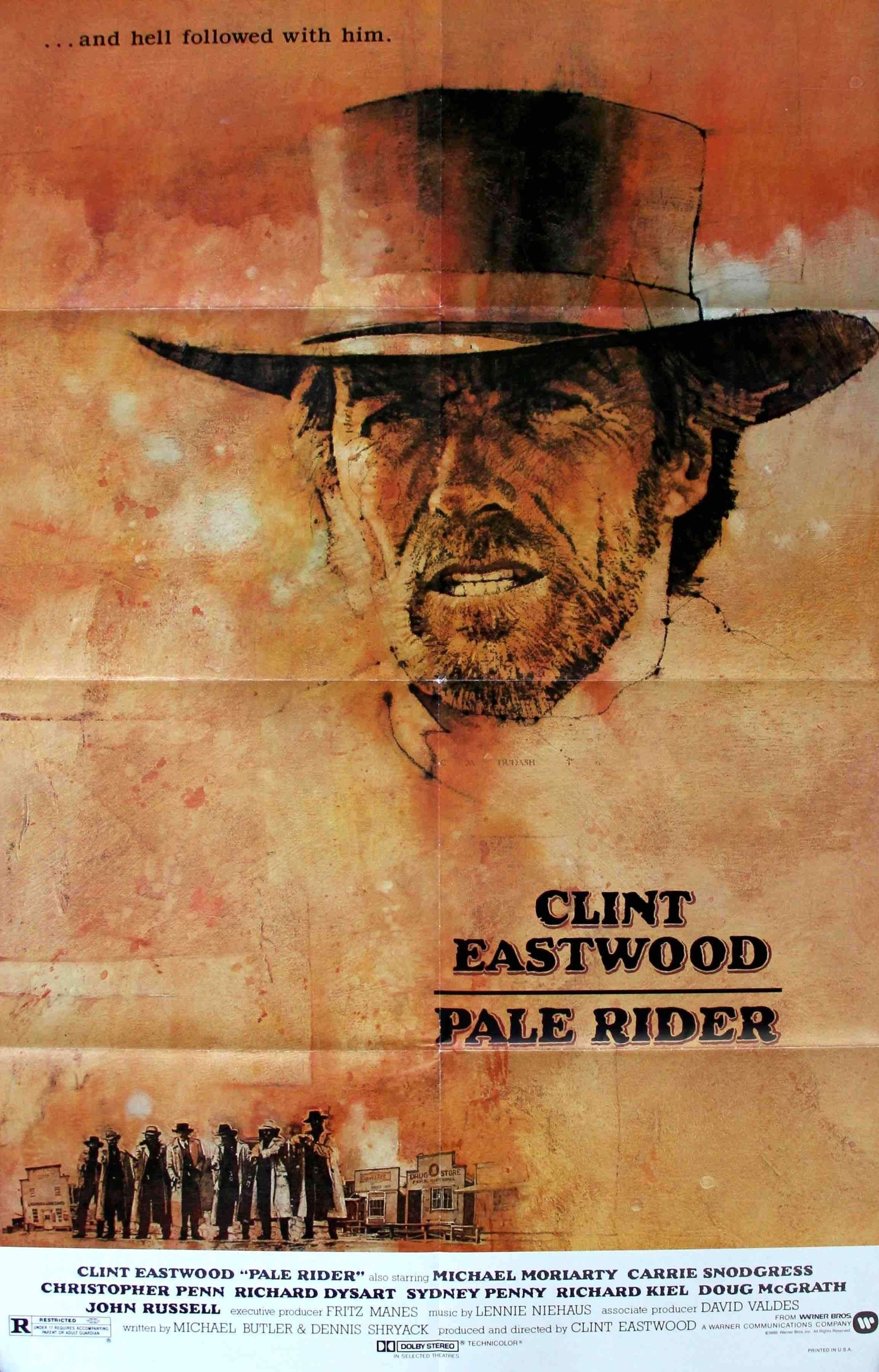 Two Mules for Sister Sarah Movie POSTER 27 x 40 Clint Eastwood LICENSED NEW A