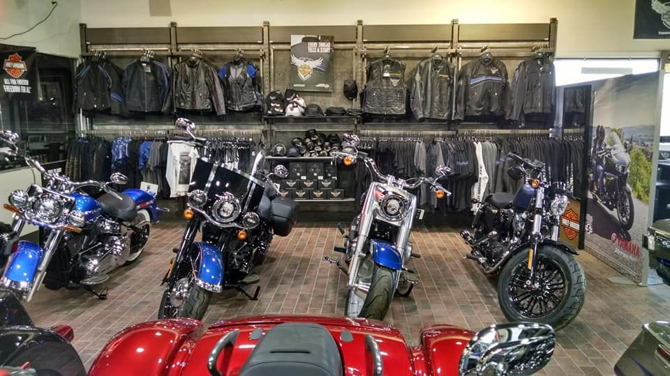 Classic Motor Sports have a full line of Apparel, Parts