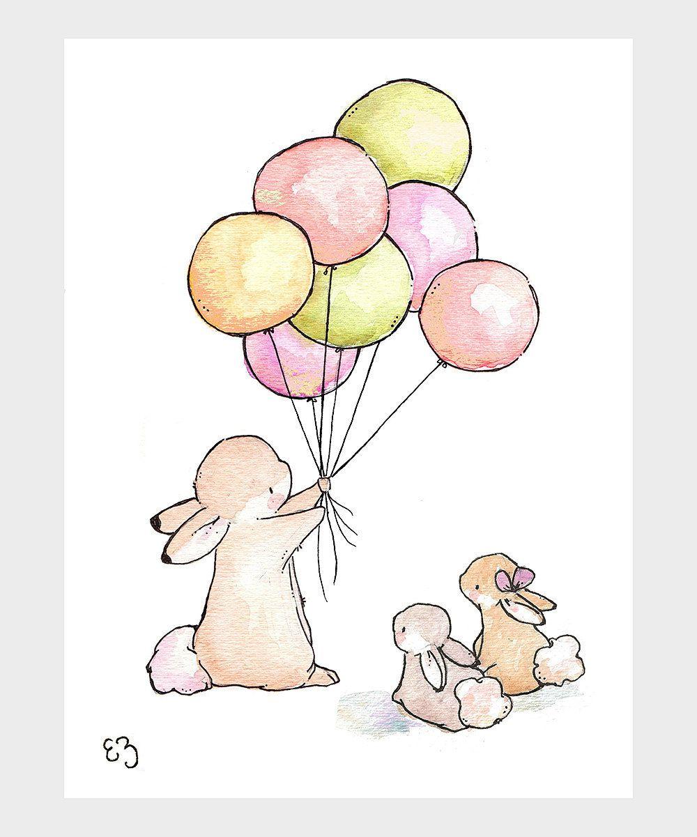 Как нарисовать милую открытку на день рождения