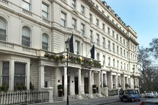 Corus Hotel Hyde Park London 15000 This Is Where I Ll Be Staying