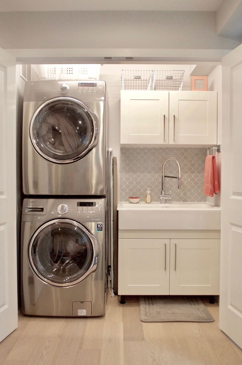 Pin By Kaitlyn Bunyak On Laundry Room Laundry Room Closet