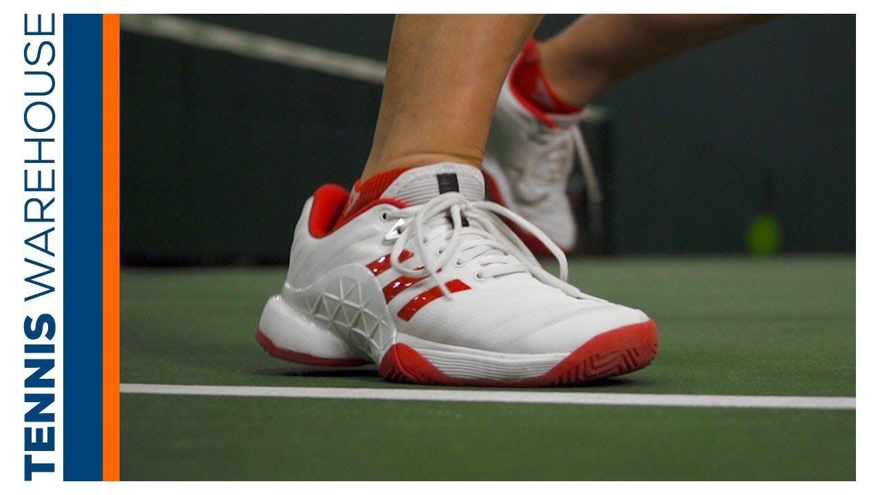 adidas Barricade 2018 Women's Tennis Shoe Review   Womens tennis ...