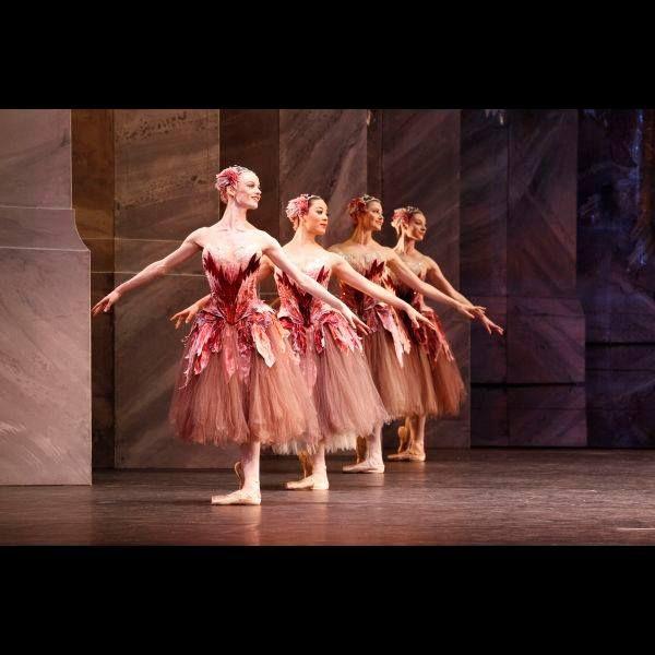 Nutcracker - Waltz of the Flowers The Australian Ballet.