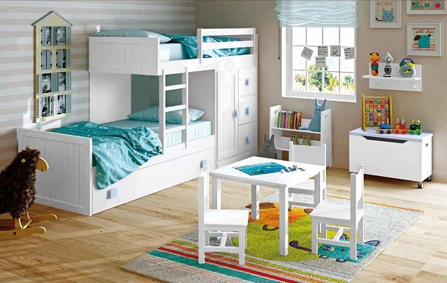 Dormitorios decorar dormitorios fotos de habitaciones - Habitaciones de ninos decoracion ...