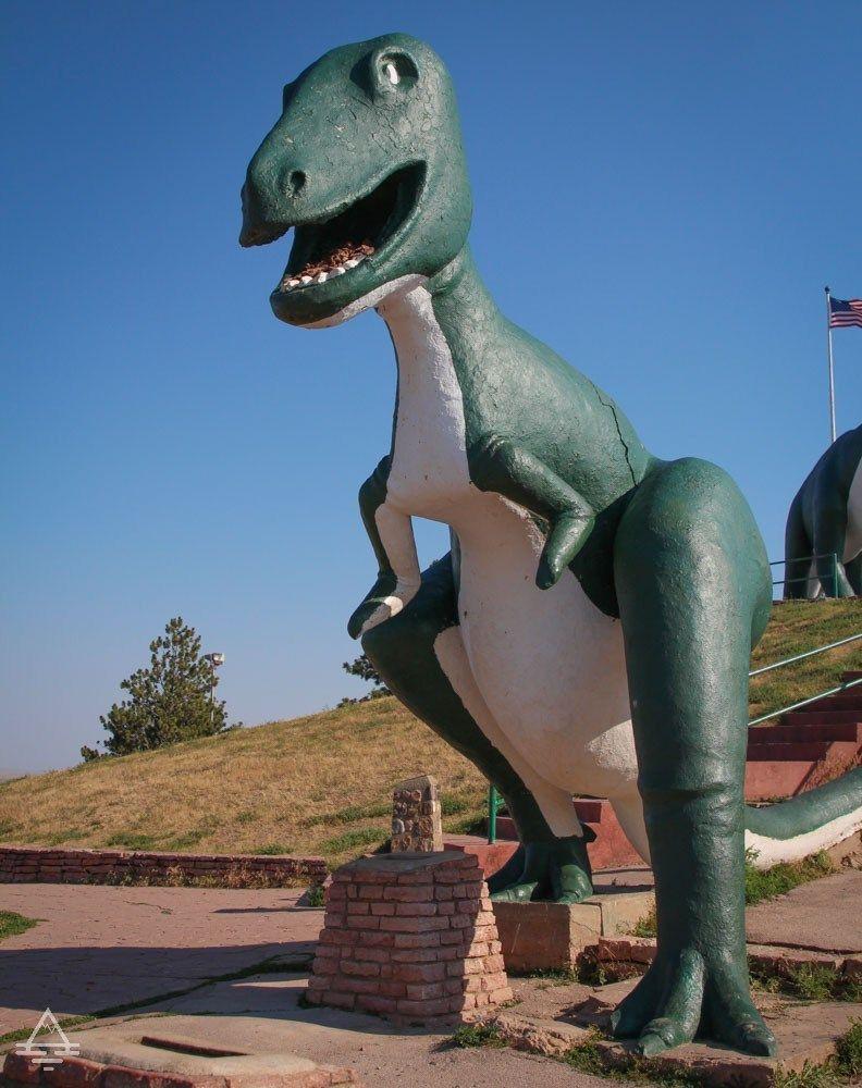 Plan Your Visit To The Rapid City Dinosaur Park In South Dakota Dinosaur Park South Dakota Vacation Park Rapids