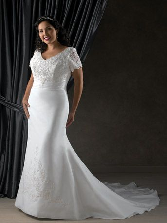 wedding dresses plus size   Boulevard Bridal Dresses   Pinterest ...