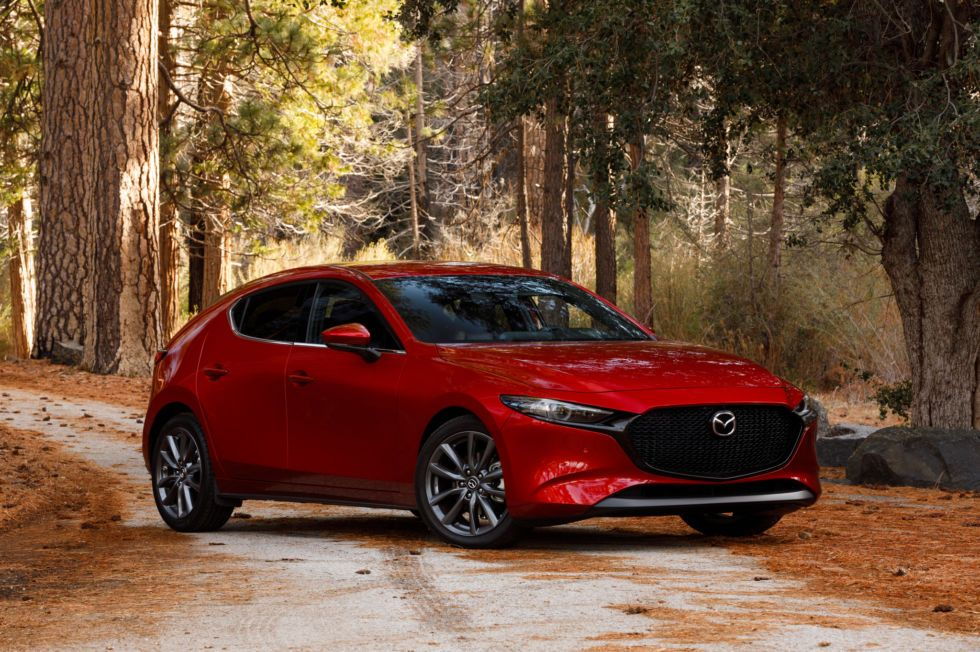 The allnew 2019 Mazda 3 punches far above its weight for
