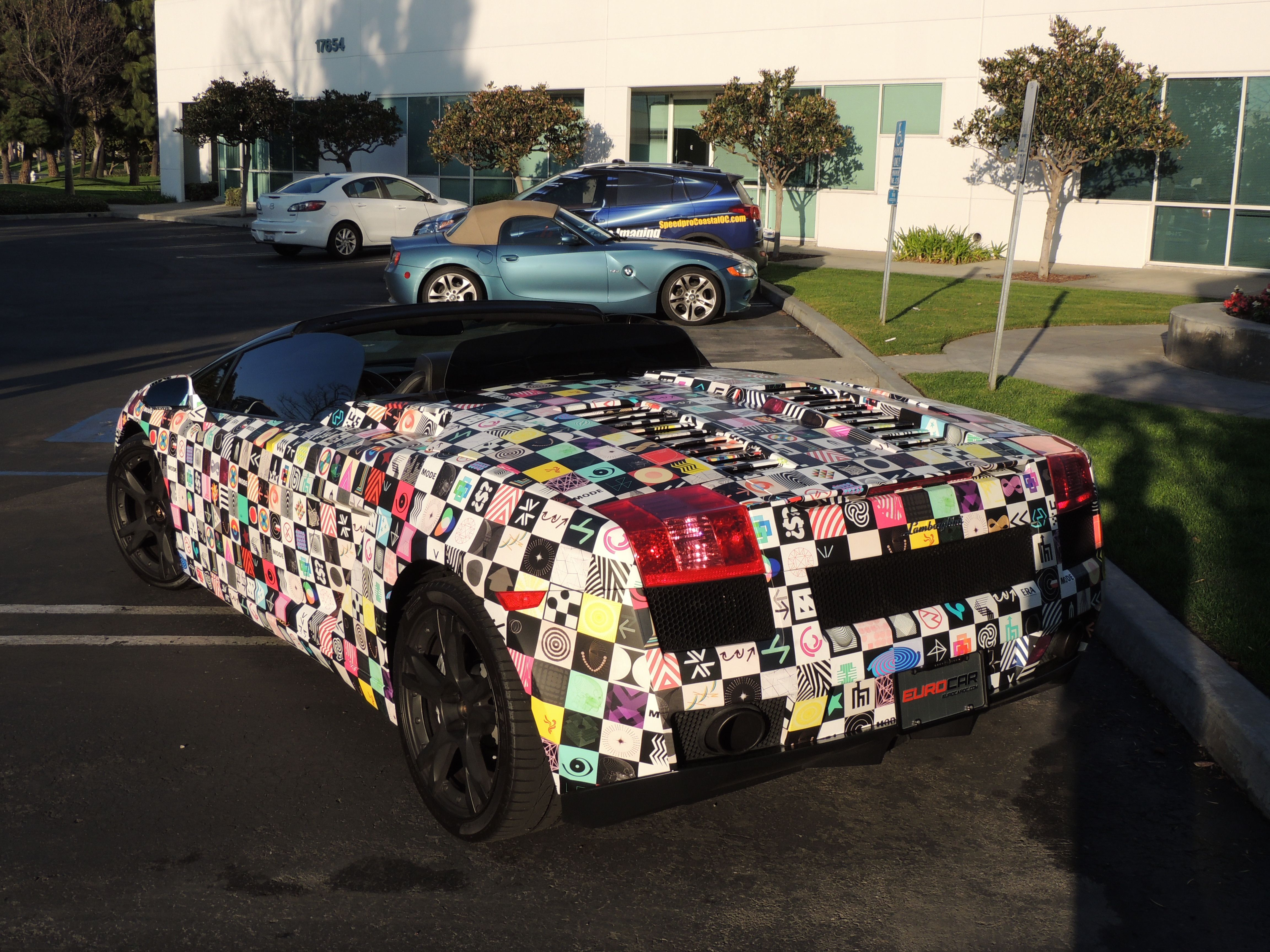 Check Out This Lamborghini Car Wrap Car Wraps Pinterest Car