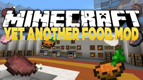 Yet another food mod 11111021710 minecraft minecraft yet another food mod for minecraft adds several new food recipes to fill in a few gaps in vanilla forumfinder Gallery