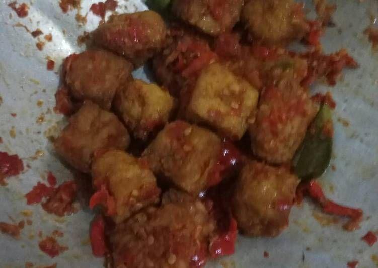 Resep Sambal Balado Tahu Tempe Oleh Yenni Resep Makanan Resep Tumis
