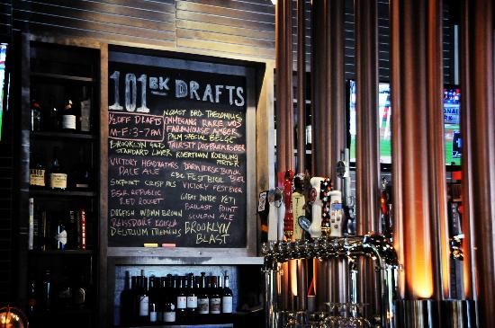 101 Beer Kitchen - Dublin, OH | cafes, bars, restaurants | Pinterest ...
