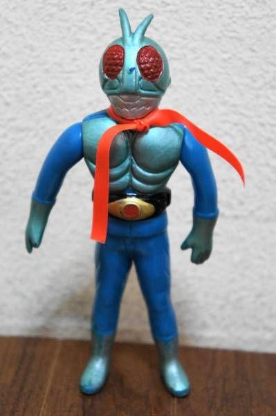 Kamen Rider Sofubi Vinyl Toys Kamen Rider Toys