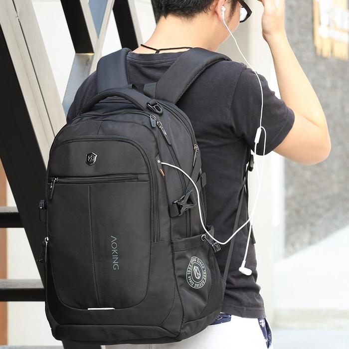 Wroclaw Plecak Aoking Na Laptopa 15 6 Pojemny Czar Stylish Backpacks For Men Backpacks Cool Backpacks For Men