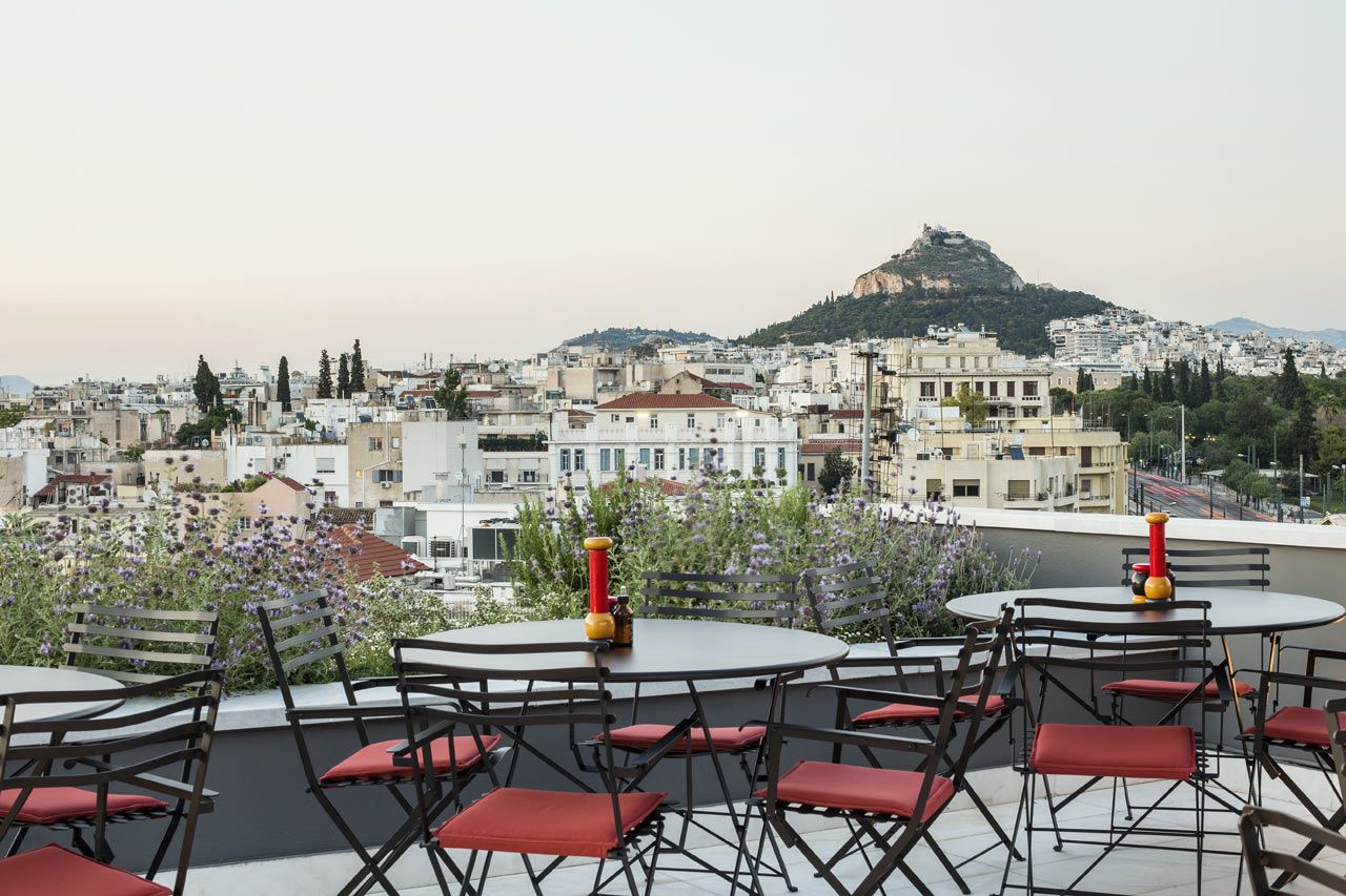 Classic Modernism in Greece - AthenWas Hotel (9)
