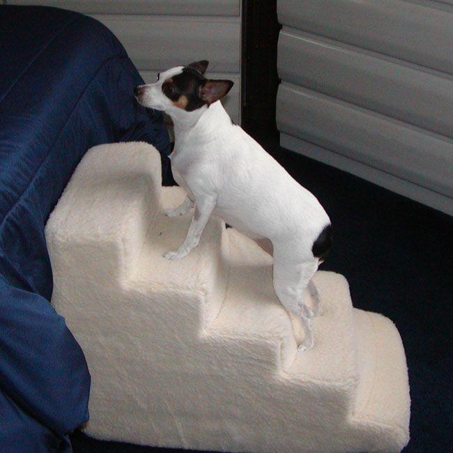 Exceptional PetStairz 5 Step Foam Pet Steps