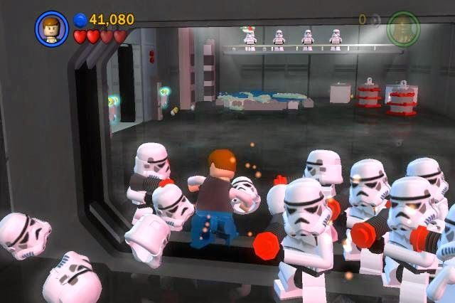 Lego Star Wars 2 Original The Trilogy Gameplay In 2020 Lego Star Wars Star Wars Ii Star Wars 2