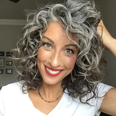 Follow me ĻĔĖǨǞ Beautiful curly hair